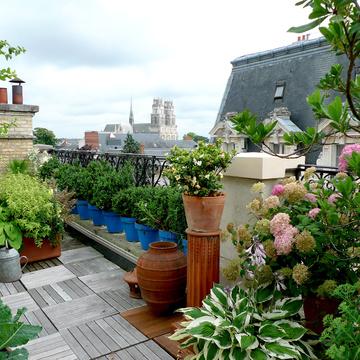 Comment aménager un jardin en ville ?