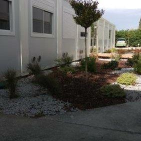 Idées d'aménagement jardin société