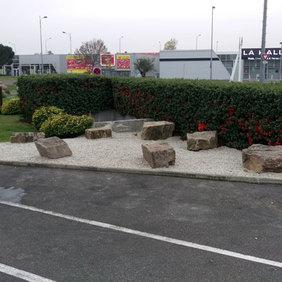 Création d'un espace public